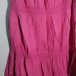 QN Skirts - Womens boho long skirt size 1x